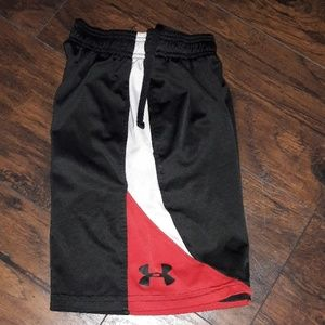 Boys sz XS Under Armour athletic shorts